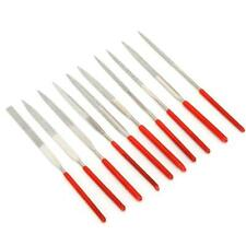 5xNeedle File Files For Metal Glass Stone Jewelry Wood Carving Craft Tool Prop