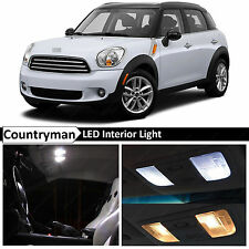 2011-2014 MINI Cooper Countryman S 15x White LED Light Interior Package
