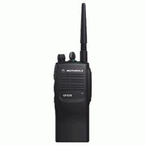 Motorola GP 328 UHF 450-527mhz portable handheld