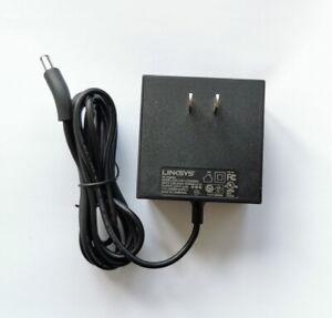 For Linksys I.T.E Power Supply KSA-24H-120200HU 12V 2A US Plug Black
