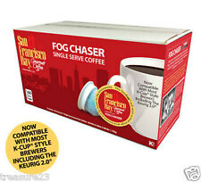 San Francisco Bay Fog Chaser Coffee 160  K-Cups