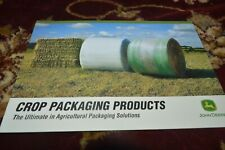 John Deere Crop Packaging Products For 2001 Brochure FCCA