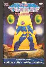 THANOS QUEST BOOK ONE (9.2) 1ST PRINT! HOT MOVIE COMING!!!
