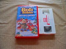 Bob the Builder - Bobs White Christmas (VHS, 2002)