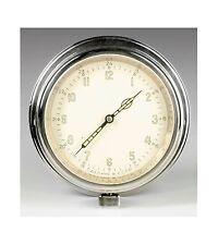 Vintage Soviet Ship bulkhead Marine Clock wall clock Ussr