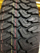 2 NEW 33x12.50R15 Centennial Dirt Commander M/T Mud Tires MT 33 12.50 15 R15