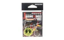 Decoy JS-1 Jigging Single Sergent 'N' Size 1/0 (8191)