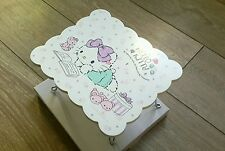 HELLO KITTY READING PORTABLE FOLDING WOODEN TABLE-123195 from japan