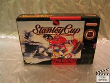 NHL Stanley Cup (Super Nintendo Entertainment System, 1993) No Inst.