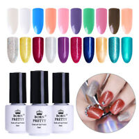 40colors One-step UV Gel Polish Soak Off  Nail Art Varnish BORN PRETTY