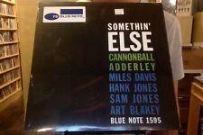 Cannonball Adderley Somethin' Else LP sealed vinyl RE reissue Blue Note