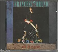 FRANCESCO BRUNO - El lugar - RICHIE HAVENS CD 1993 MINT