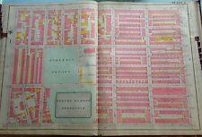 1907 E. SMITH PHILADELPHIA PA ATHLETIC SQUARE SPRING GARDEN RESERVOIR ATLAS MAP