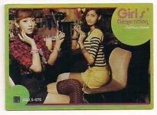 SNSD Girls Generation Star Collection Card Vol.2.5 Holo Rare Taeyeon Yoona 070