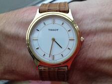 Tissot VINTAGE COLLECTION T380.220.0 SAPPHIRE Watch RARE MONTRE SWISS UHR NOS