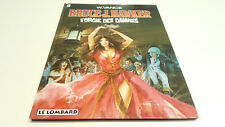 Bruce J.Hawker T2 L'orgie des damnés / Vance // Le Lombard