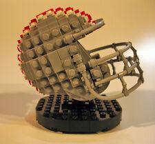 Lego CUSTOM FOOTBALL HELMET!! Various Team Colors - Your Choice Glued or Loose