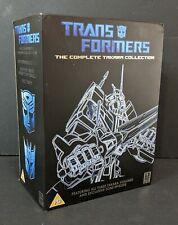 Transformers Takara Region 2 PAL DVD Headmasters Super-God Masterforce Victory