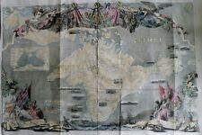 RUSSIA CRIMEA UKRAINE BLACK SEA SEVASTOPOL SEBASTOPOL  ANTIQUE PRINT 1856