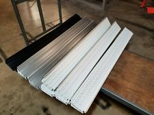 "Factory 2nd's Aluminum Gutter Guard 5"" - 100 Feet"