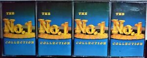 Reader's Digest The No.1 Collection 4 Cassette Set 1988 Pop Rock