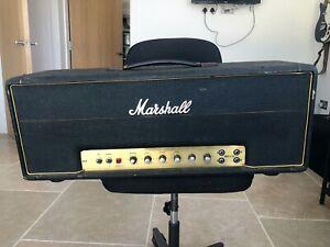 Vintage 1976 Marshall JMP MKII 50w Lead Amp