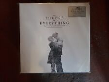 The Theory Of Everything  - Ost - Jóhannsson  Limited Edition Numbered Vinyl-New