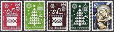 Australia 2014 CHRISTMAS (5) Peel & Stick Fine Used (M187a)