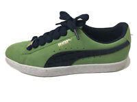 Puma Suede Classic B-Boy Fabulous Infant Sneakers Casual  Green Mens Size 9.5