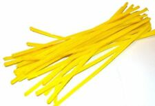 "KRAFTZ® 50 Pc 6mm 12""/30CM Chenille Pipe Cleaners Craft Stems DIY Art & Craft"