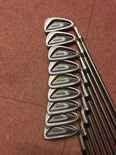 Willson 1200. Irons 3i-Sw Regular Flex