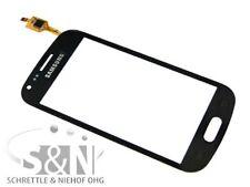 Samsung Galaxy S Duos s7562 nero Vetro Touchscreen + Adesivo