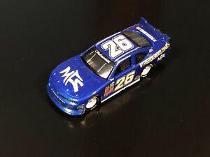 Custom 2014 Jake Crum MFS NNS NASCAR Diecast Chevy Camaro 1/64