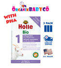 Holle 1 GOAT MILK Organic Baby Formula from BIRTH 400g Free Shipping! 3 PACK