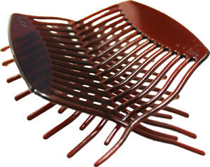 Mia Lockettes, Interlocking Combs, Jaw Clamps for French Twists Updos, Women