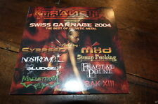 SYBREED - FADE - AMOK - DECEIT - PRESSION - SLUDGE - PMT - MXD - CD compil !!