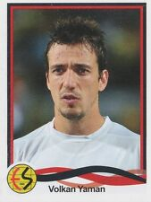 N°100 VOLKAN YAMAN # TURKEY ESKISEHIRSPOR ES STICKER PANINI SUPERLIG 2011