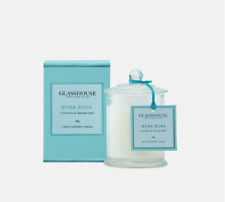 Glasshouse Bora Bora Triple Scented Fragranced Candle 60g Handmade