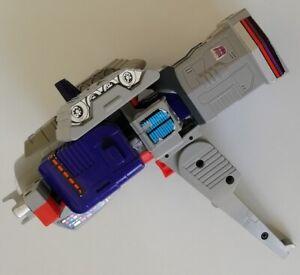 Transformers G1 1986 future version of Megatron Galvatron electronics work