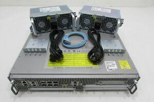 Cisco ASR1002X-36G-K9 Router Crypto, 6 GE, Dual P/S 1y Warranty Adv Enterprise