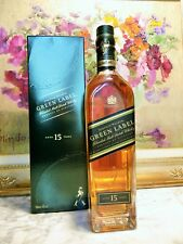 WHISKY OLD JOHNNIE WALKER GREEN LABEL AGED 15 YEARS – 0,70lt. – 43° + BOX