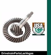 "Quality USA Standard GM 7.5 7.6"" 10 Bolt 3.08 Ratio Ring & Pinion Gear Set New"