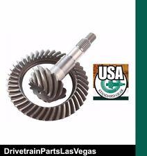 "Quality USA Standard GM 7.5 7.6"" 10 Bolt 3.08 Ratio Ring & Pinion Gear Set New"