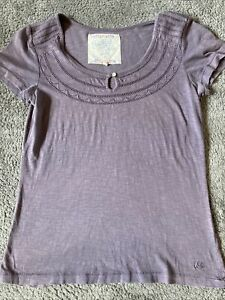 Womens Top By Mantaray Size 10