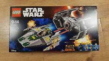 LEGO Star Wars 75150 Vader's TIE Advanced vs. A-wing Starfighter | New, Sealed