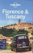 Lonely Planet Florence & Tuscany (Regional Guide)-ExLibrary