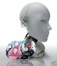 I, ROBOT Deluxe Sonny Head Limited Edition DVD Box Set - Region 2  [JAPAN]