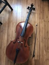 Full size 4/4 Cello with bow