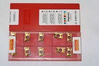 10 new SANDVIK R390-17 04 08M-PM / R390170408M-PM Grade 1025 Carbide Inserts