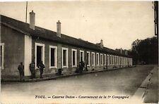 CPA  Toul - Caserne Dedon - Casernement de la 5e Compagnie  (386069)